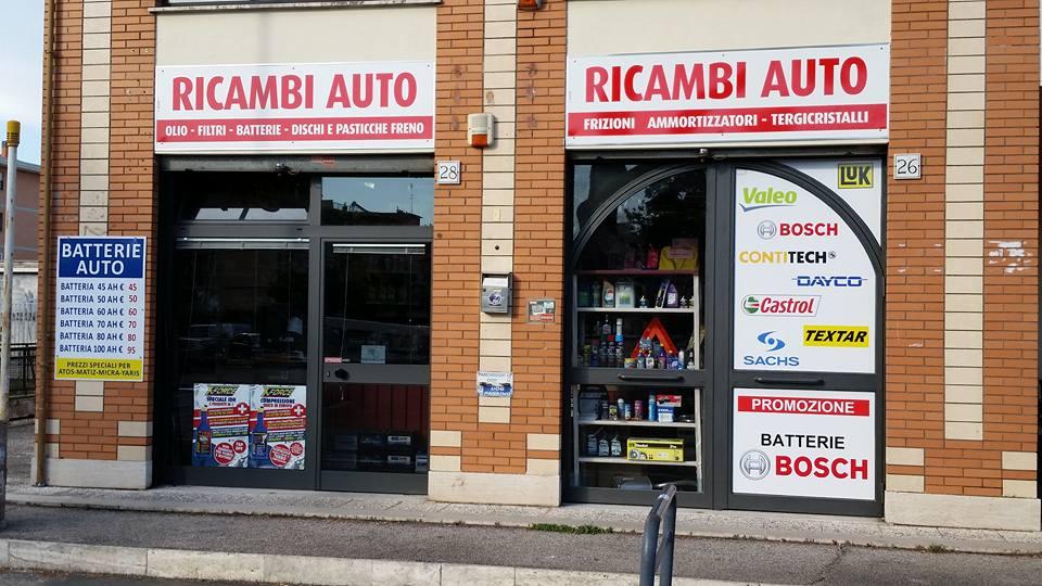 azienda vendita ricambi auto roma